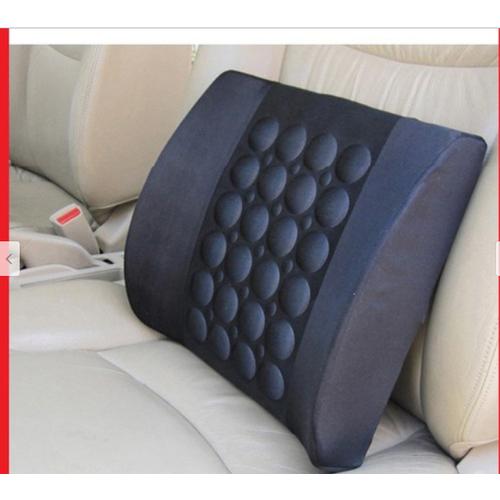 Gối tựa lưng massage trên ô tô