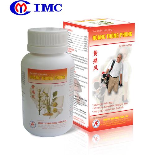 Hoàng thống phong - giải pháp cho người bệnh gout - chai 60 viên - 12519672 , 20325764 , 15_20325764 , 220000 , Hoang-thong-phong-giai-phap-cho-nguoi-benh-gout-chai-60-vien-15_20325764 , sendo.vn , Hoàng thống phong - giải pháp cho người bệnh gout - chai 60 viên
