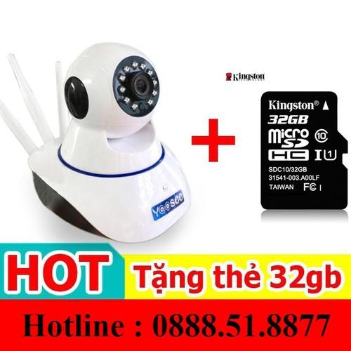 Camera wifi camera yoosee 3 râu kèm thẻ nhớ 32gb - 12532464 , 20344855 , 15_20344855 , 650000 , Camera-wifi-camera-yoosee-3-rau-kem-the-nho-32gb-15_20344855 , sendo.vn , Camera wifi camera yoosee 3 râu kèm thẻ nhớ 32gb