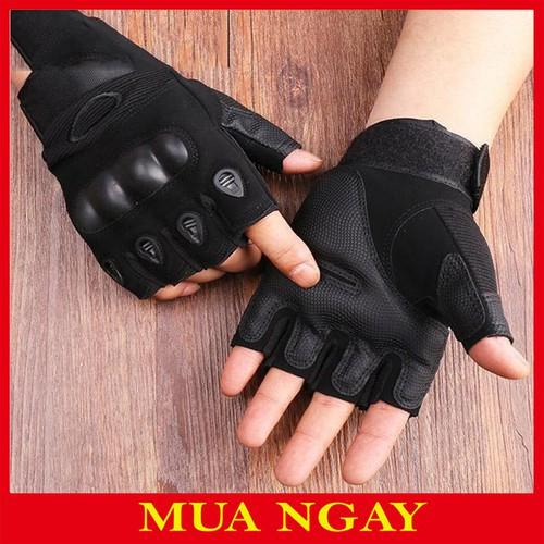Găng tay cụt ngón có gù bảo vệ cực chất - 12528621 , 20339153 , 15_20339153 , 169000 , Gang-tay-cut-ngon-co-gu-bao-ve-cuc-chat-15_20339153 , sendo.vn , Găng tay cụt ngón có gù bảo vệ cực chất