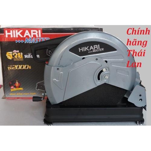 Máy cắt sắt hikari 2000w pc14-2015h - may cat sat thai lan - máy cắt sắt hikari