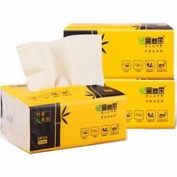 Giấy ăn than tre khăn giấy Giấy có độ dai tự nhiên thấm nước không bị thấm nước