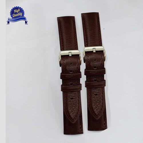 Combo 2 dây đồng hồ da bò original size 20mm màu nâu cao cấp [tặng chốt] - 12527301 , 20337605 , 15_20337605 , 300000 , Combo-2-day-dong-ho-da-bo-original-size-20mm-mau-nau-cao-cap-tang-chot-15_20337605 , sendo.vn , Combo 2 dây đồng hồ da bò original size 20mm màu nâu cao cấp [tặng chốt]