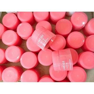 Mặt nạ ủ môi Hàn Quốc Laneig Lip Sleeping Mask 3g - Mnm thumbnail