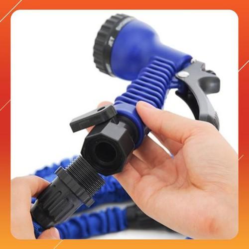 Vòi xịt nước thông minh magic hose 15m xanh lá đồ dùng làm vườn có khả năng giãn nở dài ra gấp 3 lần - 12520303 , 20327234 , 15_20327234 , 87000 , Voi-xit-nuoc-thong-minh-magic-hose-15m-xanh-la-do-dung-lam-vuon-co-kha-nang-gian-no-dai-ra-gap-3-lan-15_20327234 , sendo.vn , Vòi xịt nước thông minh magic hose 15m xanh lá đồ dùng làm vườn có khả năng giãn