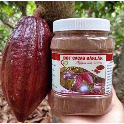 Cacao nguyên chất đaklak-mp240