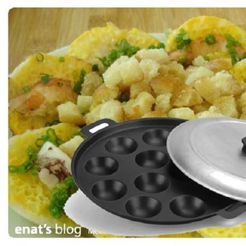 Chảo đổ bánh khọt