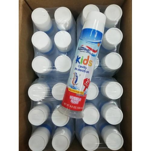 Kem đánh răng cho bé trên 2 tuổi aquafresh kids 130.4g mỹ - 12521874 , 20329363 , 15_20329363 , 110000 , Kem-danh-rang-cho-be-tren-2-tuoi-aquafresh-kids-130.4g-my-15_20329363 , sendo.vn , Kem đánh răng cho bé trên 2 tuổi aquafresh kids 130.4g mỹ