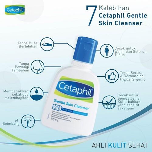 Sữa rửa mặt cetaphil gentle skin cleaner 125ml - 12522591 , 20330531 , 15_20330531 , 150000 , Sua-rua-mat-cetaphil-gentle-skin-cleaner-125ml-15_20330531 , sendo.vn , Sữa rửa mặt cetaphil gentle skin cleaner 125ml