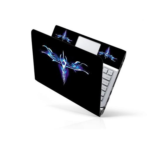 Mẫu dán trang trí laptop nghệ thuật ltnt-85
