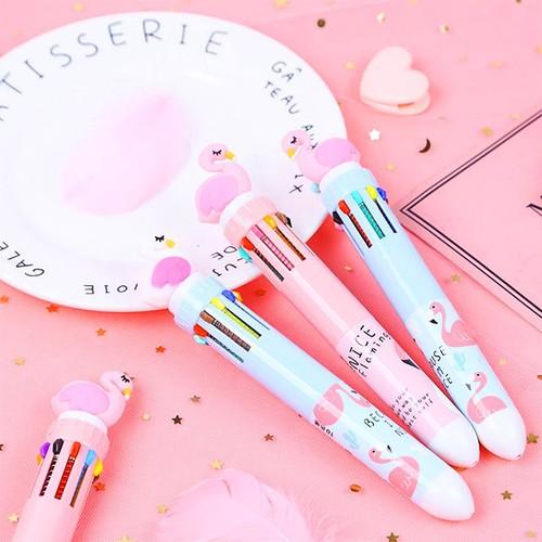 Bút bi nhiều ngòi 10 màu kẹo ngọt cho bé sáng tạo bbshine – h015 - 19195389 , 20342861 , 15_20342861 , 24000 , But-bi-nhieu-ngoi-10-mau-keo-ngot-cho-be-sang-tao-bbshine-h015-15_20342861 , sendo.vn , Bút bi nhiều ngòi 10 màu kẹo ngọt cho bé sáng tạo bbshine – h015