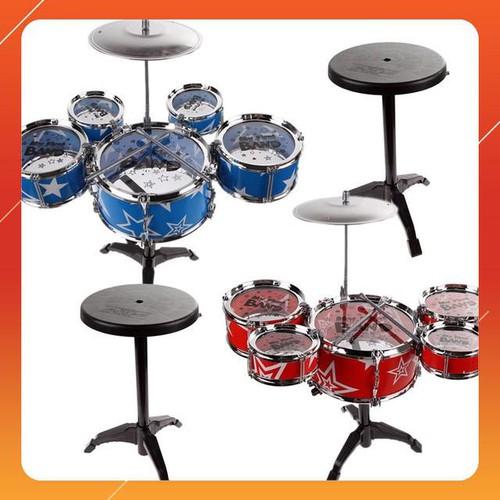 Tặng vòng tay may mắn bộ trống jazz drum 5 trống cho bé màu ngẫu nhiên âm thanh rõ êm sống động không tiếng gây ồn - 17692751 , 22056770 , 15_22056770 , 191000 , Tang-vong-tay-may-man-bo-trong-jazz-drum-5-trong-cho-be-mau-ngau-nhien-am-thanh-ro-em-song-dong-khong-tieng-gay-on-15_22056770 , sendo.vn , Tặng vòng tay may mắn bộ trống jazz drum 5 trống cho bé màu ngẫu