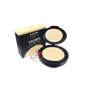 Phấn Phủ Nền NYX Stay Matte But Not Flat - sp419