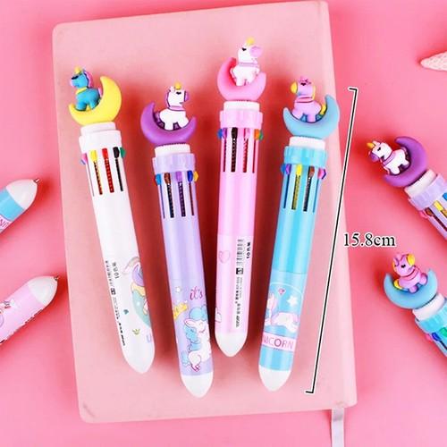 Bút bi nhiều ngòi 10 màu kẹo ngọt xinh xắn cho bé sáng tạo – h016 - 12531775 , 20343614 , 15_20343614 , 24000 , But-bi-nhieu-ngoi-10-mau-keo-ngot-xinh-xan-cho-be-sang-tao-h016-15_20343614 , sendo.vn , Bút bi nhiều ngòi 10 màu kẹo ngọt xinh xắn cho bé sáng tạo – h016