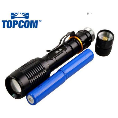 Đèn pin bóng led chống cháy chống nước cree xml- t6 loại 2 pin sạc, đèn pin siêu sáng - 12461759 , 20334082 , 15_20334082 , 450000 , Den-pin-bong-led-chong-chay-chong-nuoc-cree-xml-t6-loai-2-pin-sac-den-pin-sieu-sang-15_20334082 , sendo.vn , Đèn pin bóng led chống cháy chống nước cree xml- t6 loại 2 pin sạc, đèn pin siêu sáng
