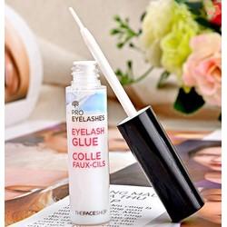 Keo dán mi, kích mí giúp mắt to tròn Pro Eyelashes Eyelash Glue Hàn Quốc 4.5g