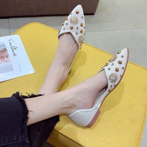 Giày búp bê đá cao cấp