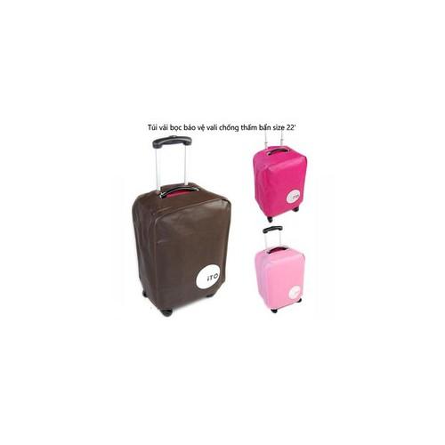 Vỏ bọc vali du lịch chống xước - 20411824 , 23189876 , 15_23189876 , 40000 , Vo-boc-vali-du-lich-chong-xuoc-15_23189876 , sendo.vn , Vỏ bọc vali du lịch chống xước