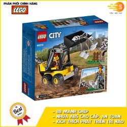 Bộ đồ chơi lắp ráp xe xúc công trình 88 mảnh Lego City 60219