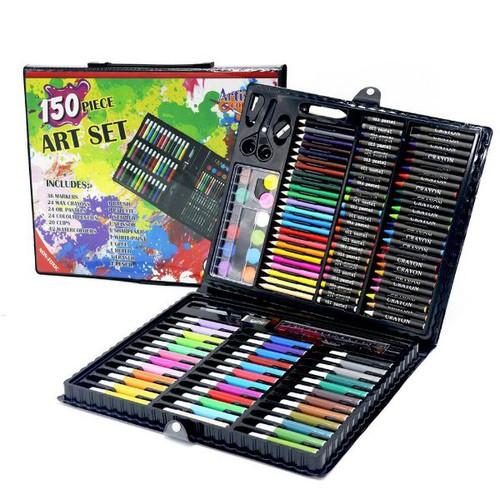 Hộp màu 150 chi tiết cao cấp cho con