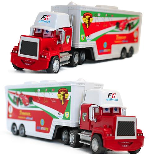 Ô tô mc queen lightening car 3 bộ xe tải và xe con số 1 đồ chơi trẻ em