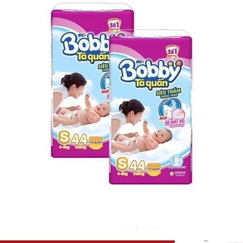Bỉm quần bobby s44 - 12023648 , 19633412 , 15_19633412 , 199000 , Bim-quan-bobby-s44-15_19633412 , sendo.vn , Bỉm quần bobby s44