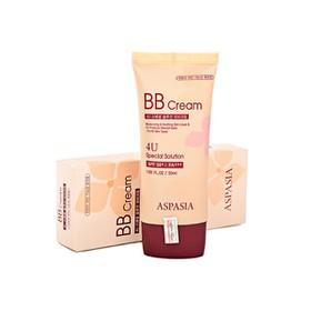 Kem nền chống nắng Aspasia 4U Special Cream Hàn Quốc 50ml - 623