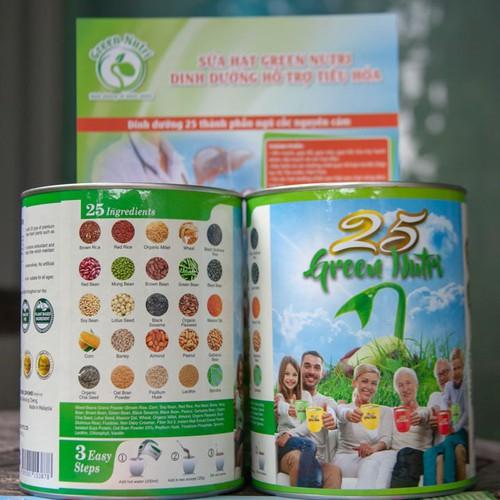 Sữa hạt dinh dưỡng 25 green nutri - 20204947 , 19626949 , 15_19626949 , 590000 , Sua-hat-dinh-duong-25-green-nutri-15_19626949 , sendo.vn , Sữa hạt dinh dưỡng 25 green nutri