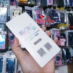 Miếng dán PPF mặt sau cho Xiaomi Mi 8,Mi 8 SE