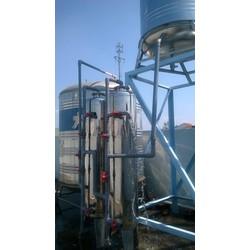 Lọc nước giếng phèn bình lọc inox 304