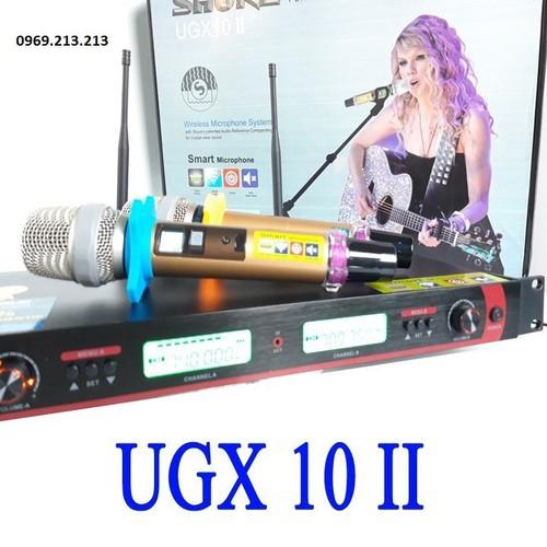 Micro không dây cao cấp ugx 10 ii loại 1 - 12020063 , 19627650 , 15_19627650 , 2500000 , Micro-khong-day-cao-cap-ugx-10-ii-loai-1-15_19627650 , sendo.vn , Micro không dây cao cấp ugx 10 ii loại 1