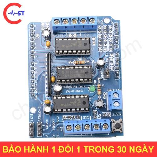 Arduino Motor Shield L293D - 11431079 , 19619654 , 15_19619654 , 40000 , Arduino-Motor-Shield-L293D-15_19619654 , sendo.vn , Arduino Motor Shield L293D