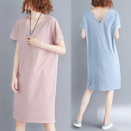 Đầm suông nữ trẻ trung năng động d6129