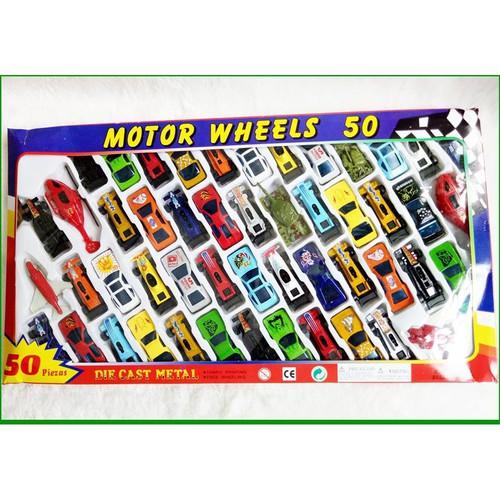 Bộ 50 xe ô tô nhí cho bé - 12025918 , 19636231 , 15_19636231 , 152000 , Bo-50-xe-o-to-nhi-cho-be-15_19636231 , sendo.vn , Bộ 50 xe ô tô nhí cho bé