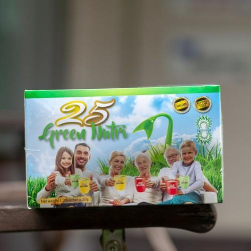 Sữa hạt dinh dưỡng 25 green nutri - 12017794 , 19625182 , 15_19625182 , 590000 , Sua-hat-dinh-duong-25-green-nutri-15_19625182 , sendo.vn , Sữa hạt dinh dưỡng 25 green nutri