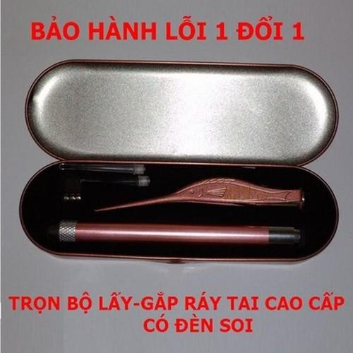 Dụng cụ lấy ráy tai có đèn - đèn soi tai inox hộp đẹp - 12021501 , 19630048 , 15_19630048 , 200000 , Dung-cu-lay-ray-tai-co-den-den-soi-tai-inox-hop-dep-15_19630048 , sendo.vn , Dụng cụ lấy ráy tai có đèn - đèn soi tai inox hộp đẹp