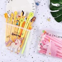 Set 20 bút bi nước siêu cute