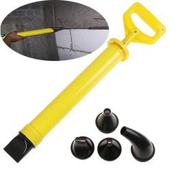 Dụng cụ bơm xịt vữa xi măng bằng tay đa năng với 5 đầu