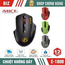 Chuột không dây IMICE E1800 - Độ nhạy 1600 DPI