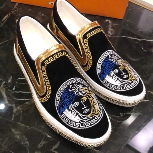 Giày nam đẹp - giày slipon vải cao cấp - giá cực yêu!!!