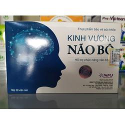 Kinh Vương Não Bộ - Hỗ trợ chức năng não bộ, bảo vệ thần kinh, hoạt huyết dưỡng não, giảm thiểu năng tuần hoàn não