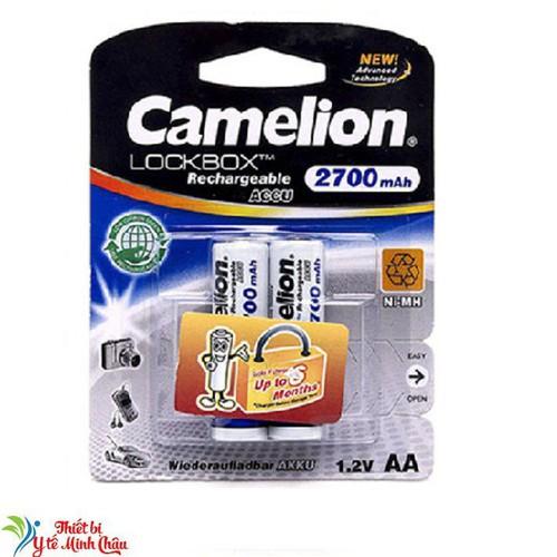 Pin sạc camelion aa 2700mah 1,2v