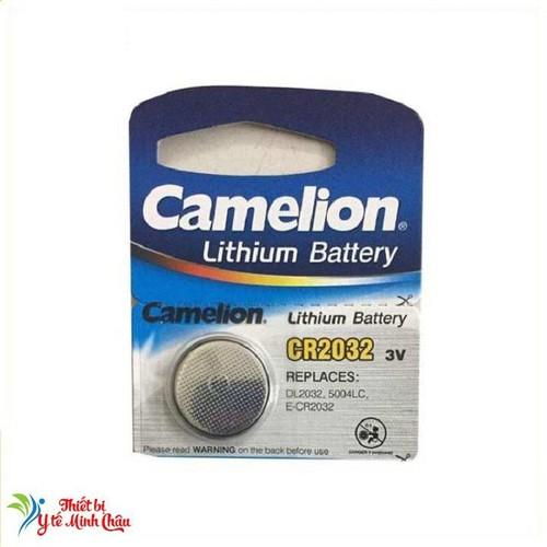 Pin alkaline camelion cr2032