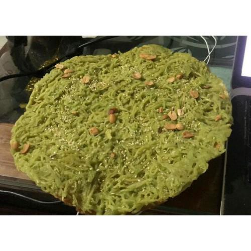 [Đặc sản phú yên] bánh tráng dừa lá dứa