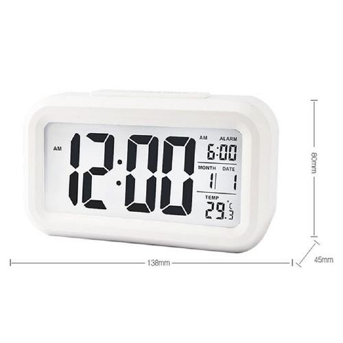 Đồng hồ báo thức đèn led kỹ thuật số