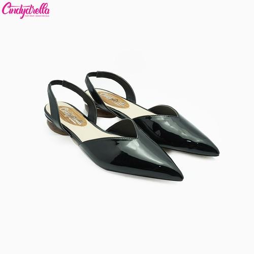 Giày sandal cao gót cindydrella c346