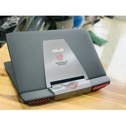 Laptop Asús Rog G751JT, i7 4710HQ 16G SSD128+1T Vga GTX970M 3G Full HD 17inch Đẹp Keng giá rẻ