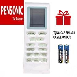Remote máy lạnh PENSONIC mẫu 1 - Điều khiển điều hòa PENSONIC