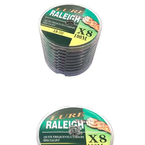 Chất lượng tốt dây dù câu cá 100m 8 lõi lure raleigh x8 cao cấp - 12548630 , 20366181 , 15_20366181 , 148000 , Chat-luong-tot-day-du-cau-ca-100m-8-loi-lure-raleigh-x8-cao-cap-15_20366181 , sendo.vn , Chất lượng tốt dây dù câu cá 100m 8 lõi lure raleigh x8 cao cấp