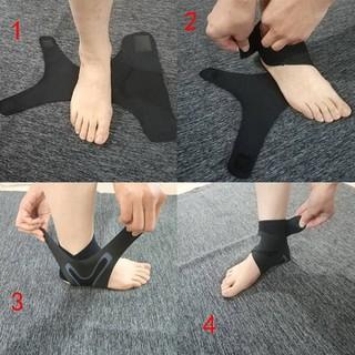 Đai quấn cổ chân - Đai bảo vệ cổ chân - KBT3 thumbnail